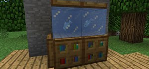how to make a laundry machine in minecraft