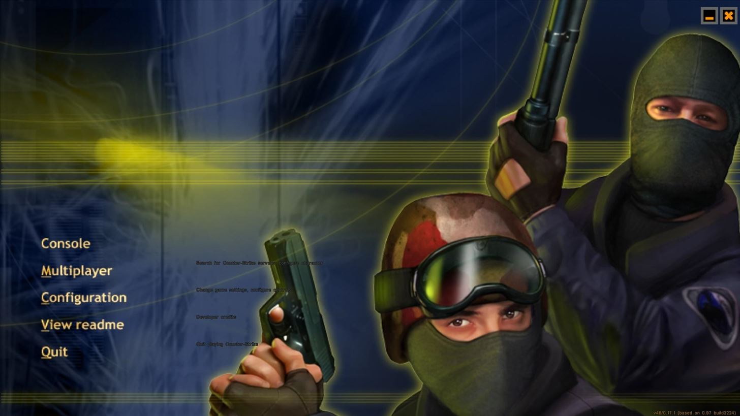 How to Hack Counter-Strike to Play on Your Android