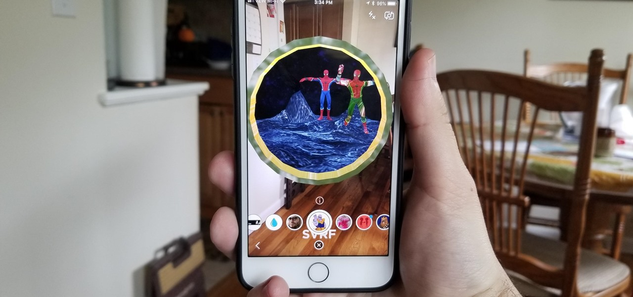 Try These 5 Hot New Snapchat Lenses — Westworld Host, Trumpet Boy & More