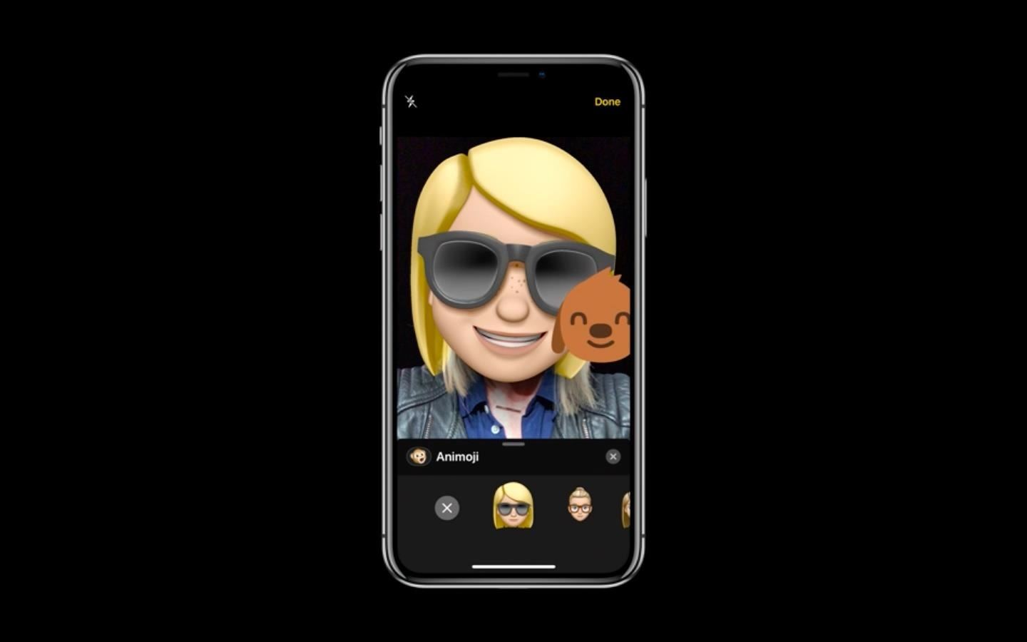 How to Use Animoji & Memoji in FaceTime Video Calls on Your iPhone X