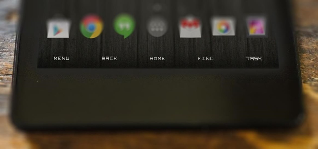 Add Menu & Search Soft Keys to the Navigation Bar on Your Nexus 7