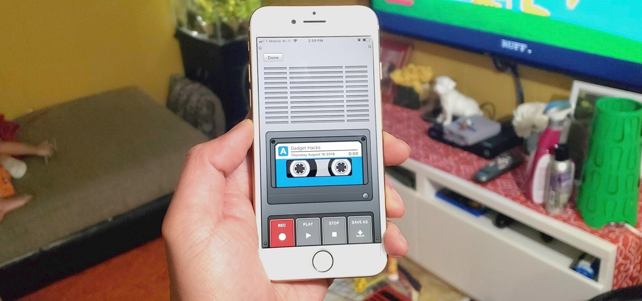 How To: The 5 Best Apps for Transcribing Lectures & Converting Speech to Text on iPhone or Android