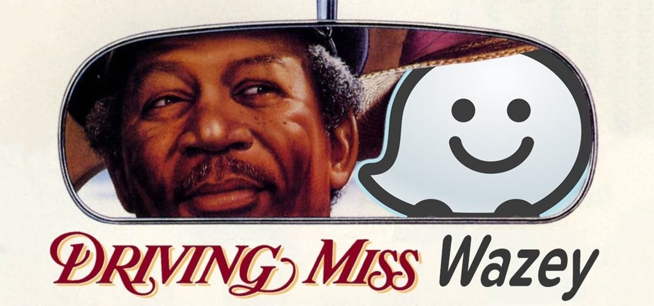Get Famous People Like Morgan Freeman to Navigate Your Waze Directions