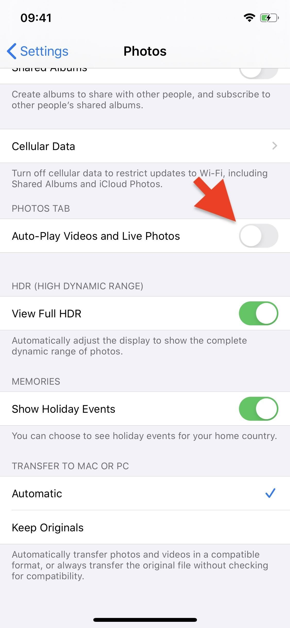 How to Stop Videos & Live Photos from Auto-Playing in the Photos App on iOS 13