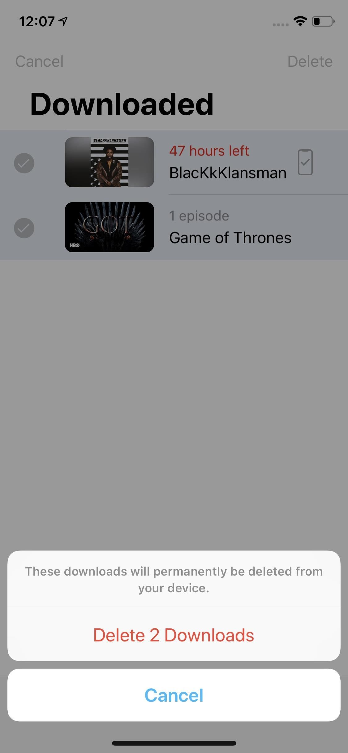 download hbo go for offline viewing