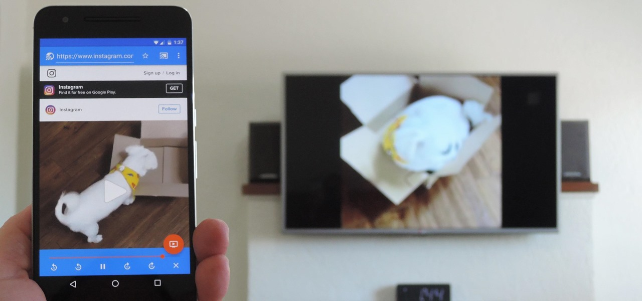 This Android App Lets You Cast Unsupported Web Videos to Chromecast