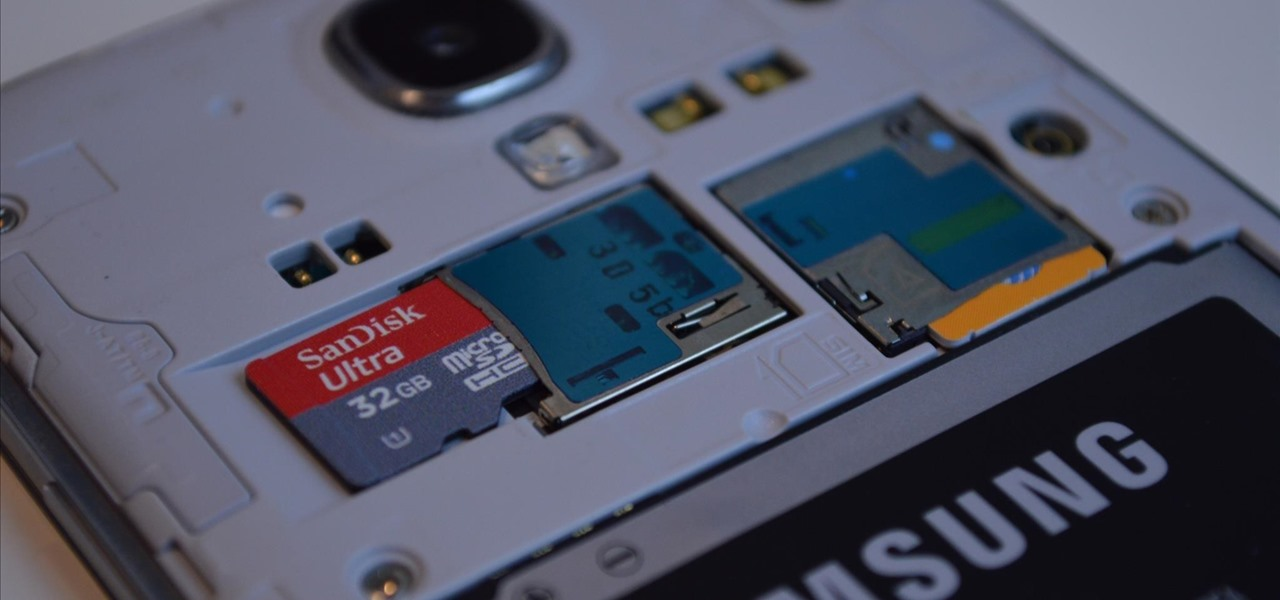 Bypass the SD Card Restrictions in Android 4.4 KitKat on Your Galaxy S4
