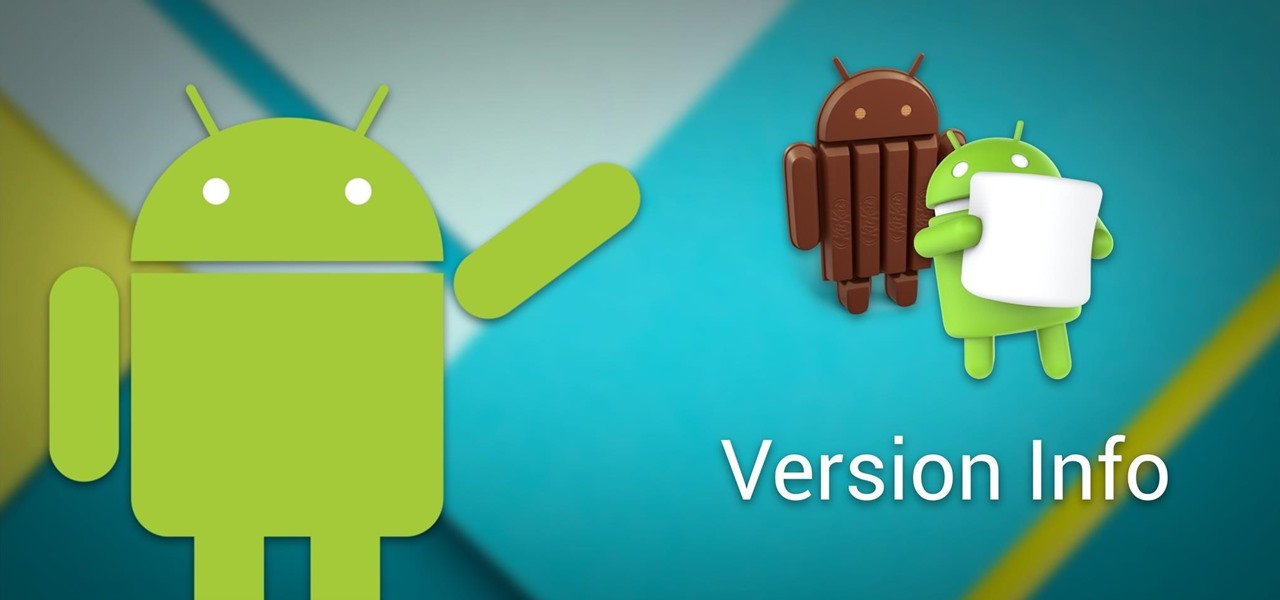 How to Tell What Android Version & Build Number You Have