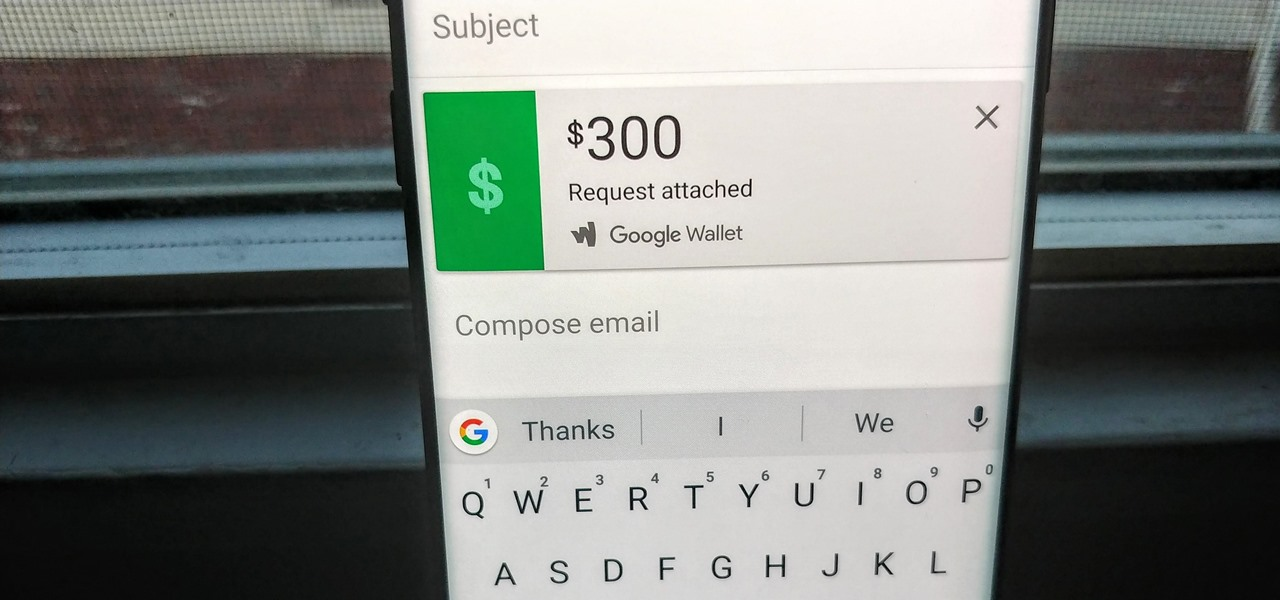 How to Send & Receive Money with Android's Default Email App