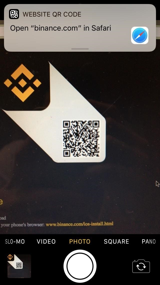 Binance 101: How to Install the Mobile App on Your iPhone