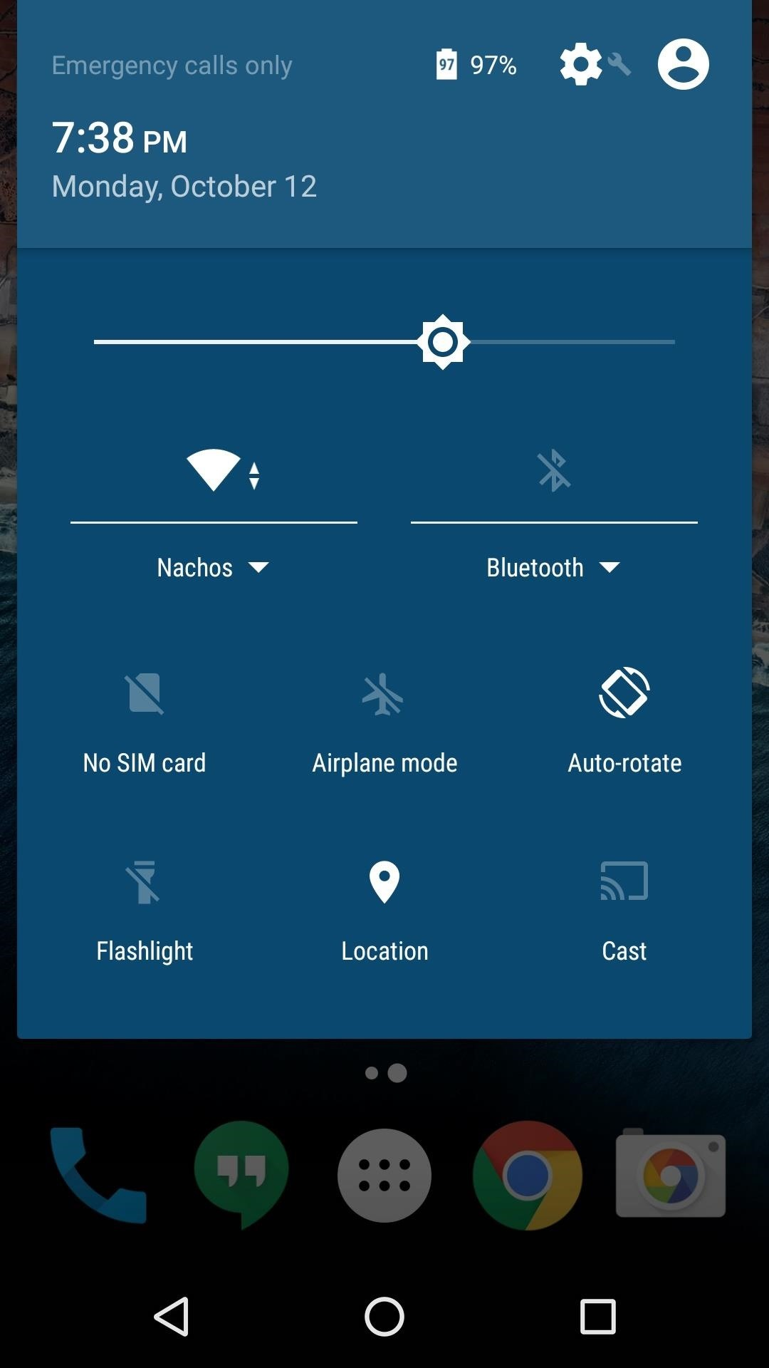 How to theme marshmallow with androids hidden theme engine another awesome feature of layers is that you can combine multiple themes to create the perfect overall look just choose the elements that youd like to voltagebd Images