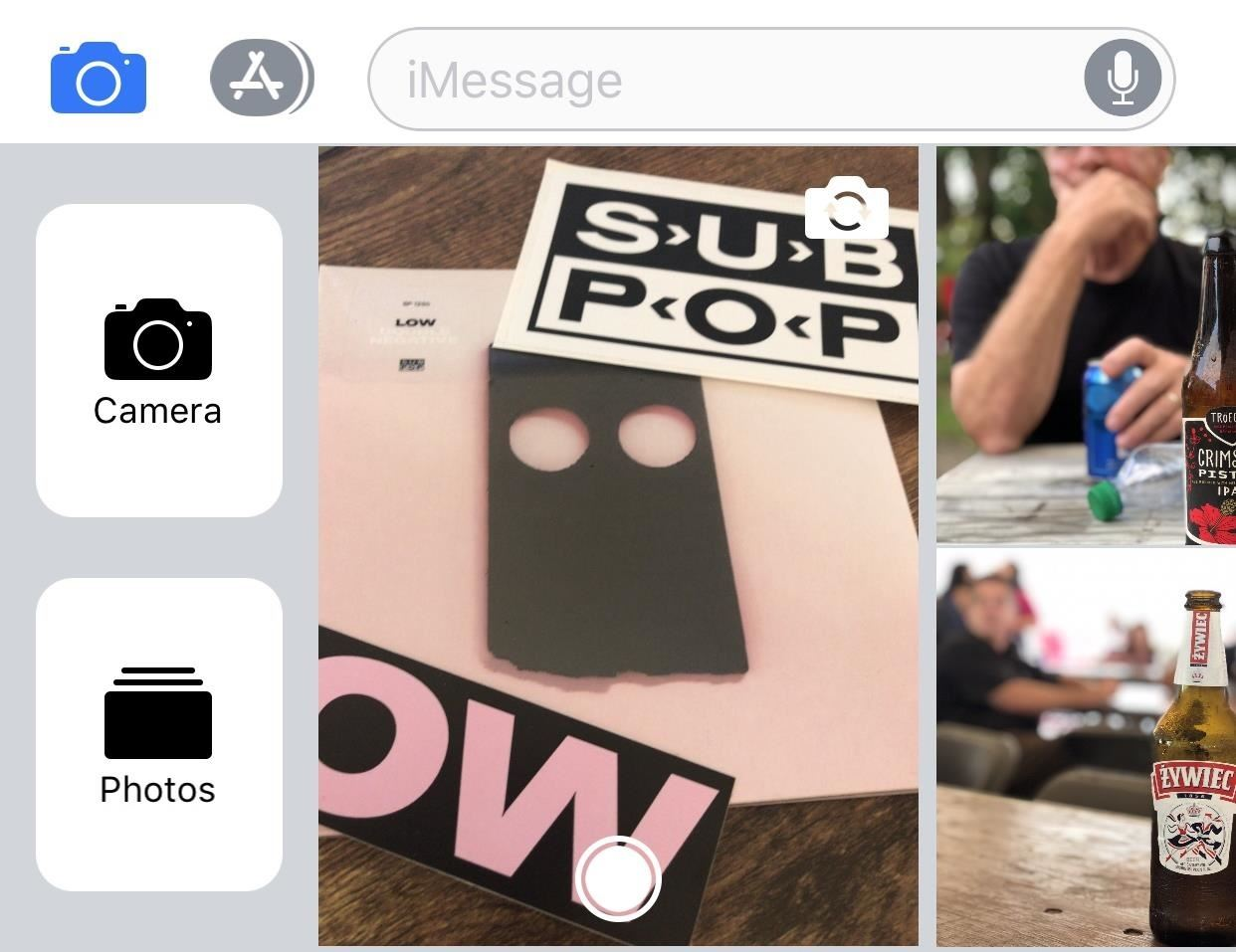Sending Photos in Messages Just Got Way More Annoying in iOS 12