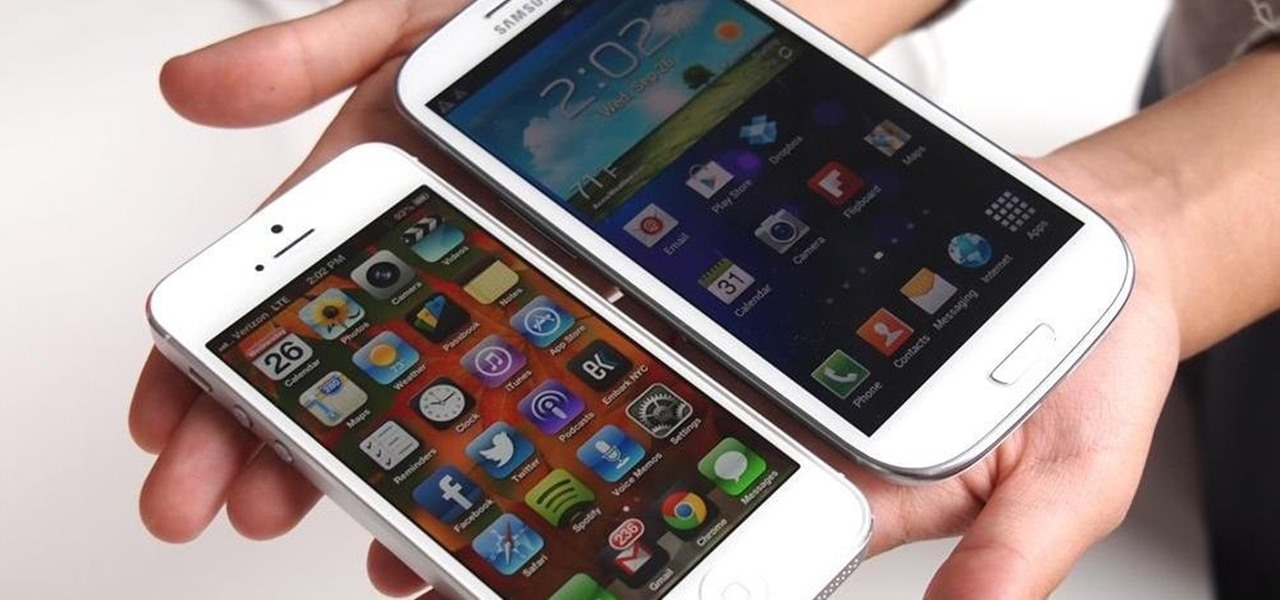 Turn Your Samsung Galaxy S3 into an Effective iPhone Clone