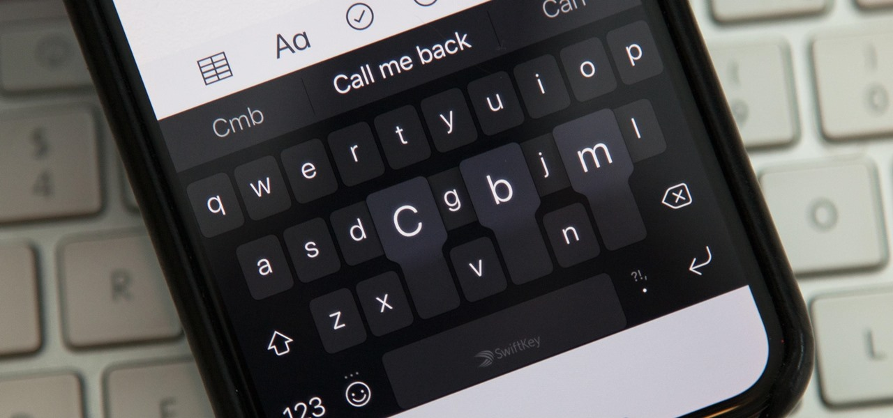 Use Keyboard Shortcuts to Type Long Words & Phrases Faster on Your iPhone