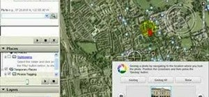 Geotag your photos in Picasa by adding them to Google