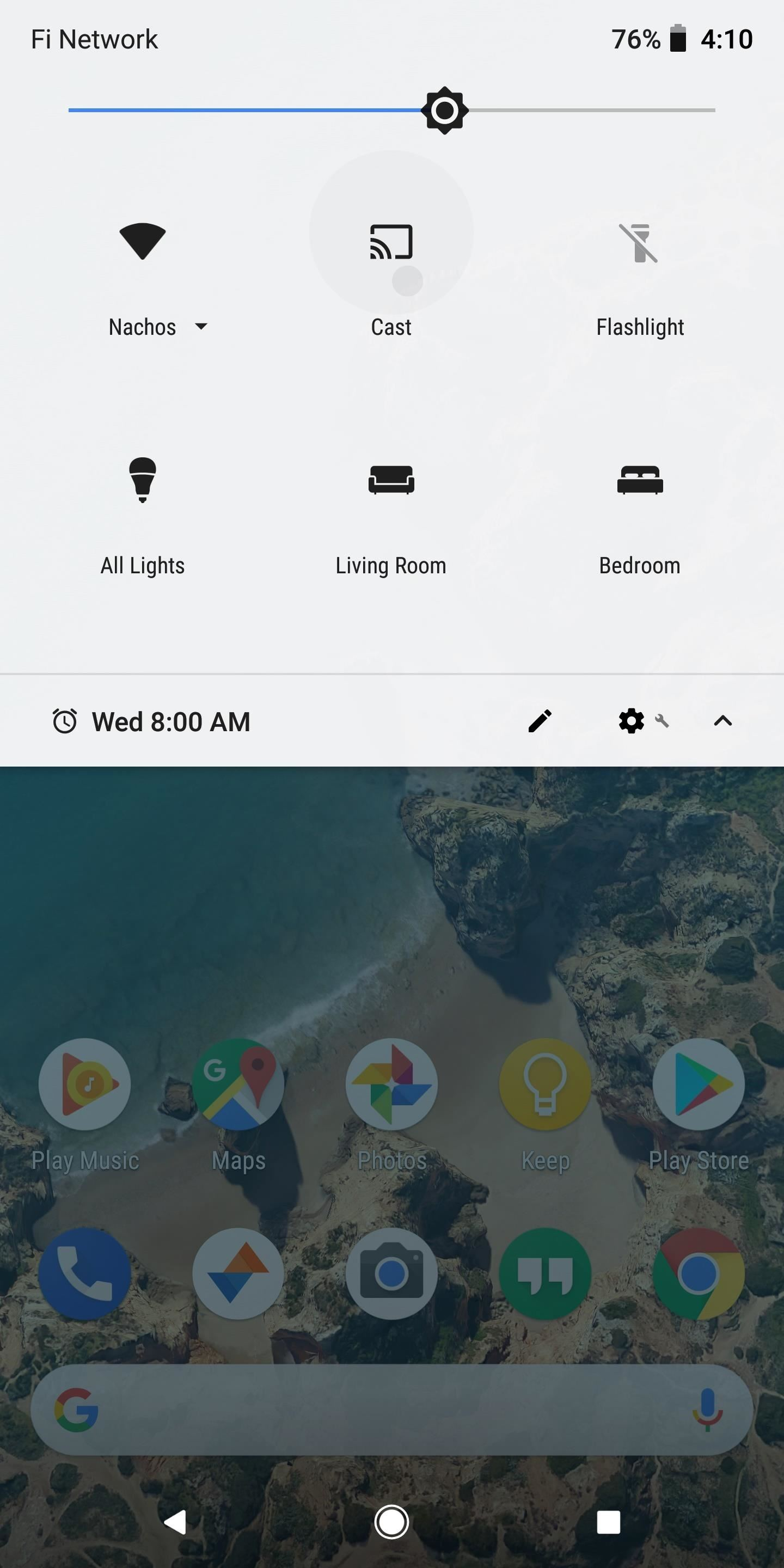 How to Add a Google Cast Button to Your Quick Settings Tiles on Any Phone — No Root Needed
