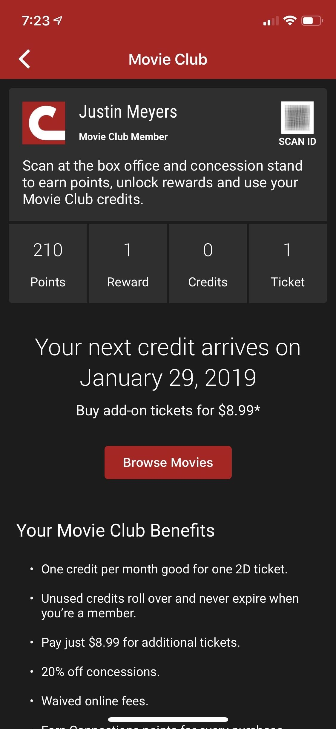 Cinemark Movie Club Is a Great Subscription for Occasional Filmgoers & Popcorn Addicts