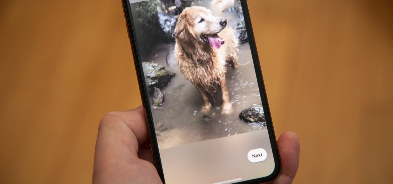 How To Add 3d Photos To Facebook Using Portrait Mode Pictures For Moving Depth Filled Images Smartphones Gadget Hacks