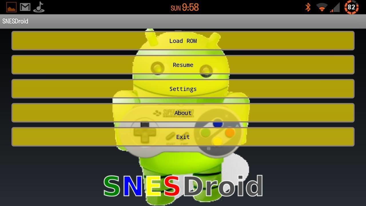 How to Play Super Nintendo Games (SNES) on Your Samsung Galaxy S3