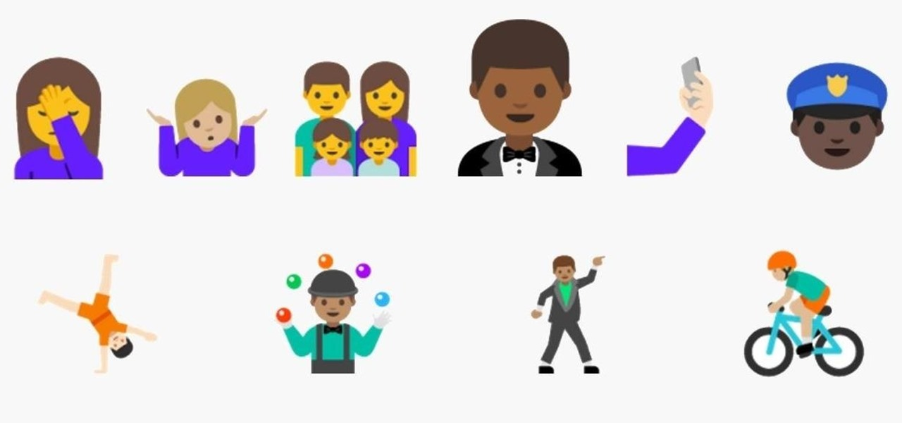 The Latest Android N Updates Are Here with Better Emojis, Launcher Shortcuts, & More