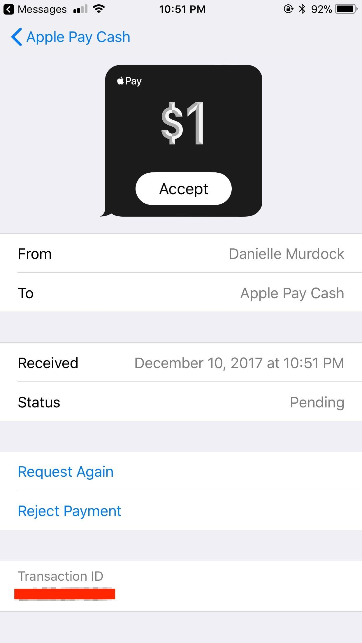 Apple Pay Cash 101: How to Accept or Reject Money from Friends & Family