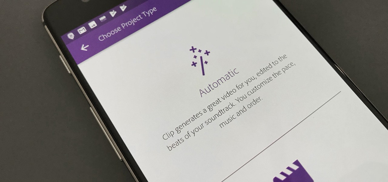 Edit Videos on Your Smartphone Automatically Using Adobe Premiere Clip