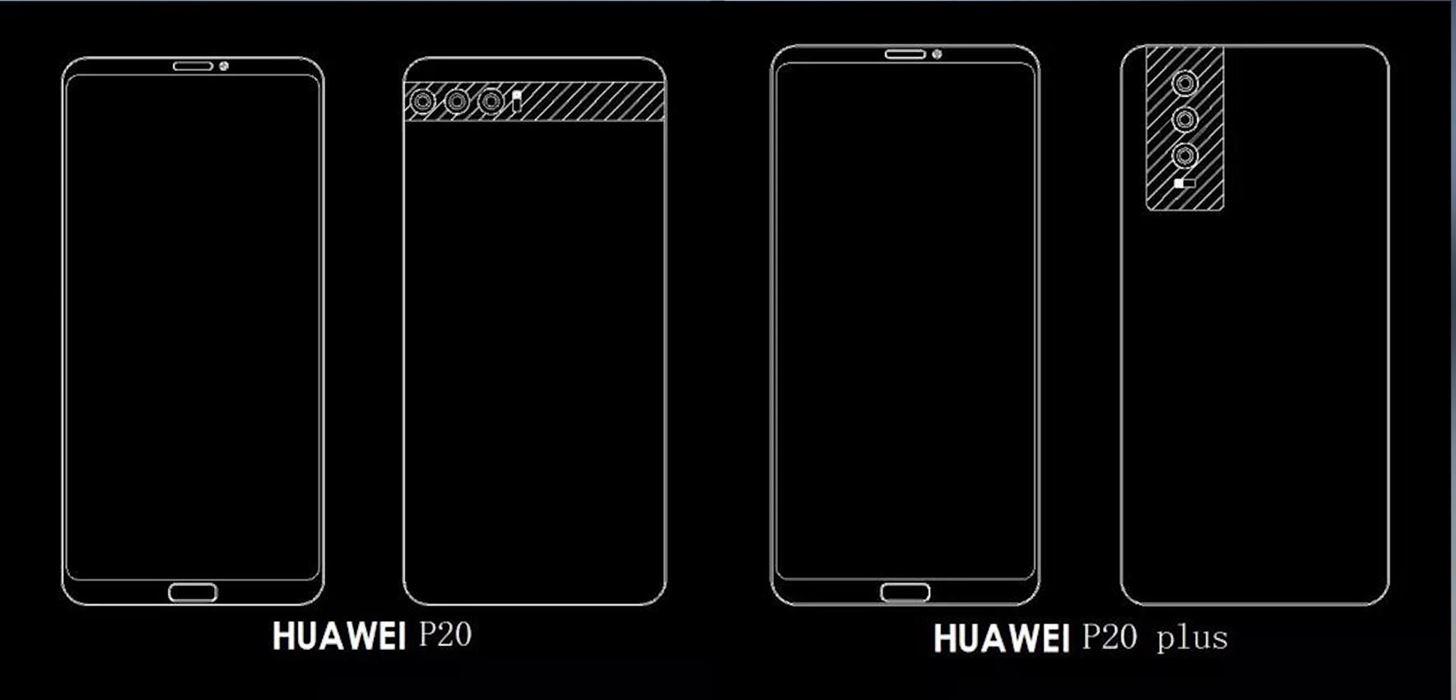 The Latest News & Rumors on Huawei's Upcoming P20, P20 Plus & P20 Lite