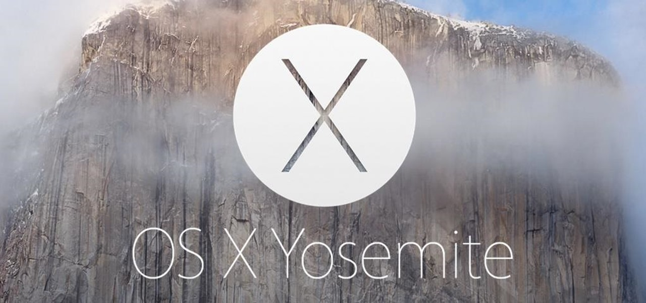 Get the Public Beta Preview of Mac OS X 10.10 Yosemite on Your Mac
