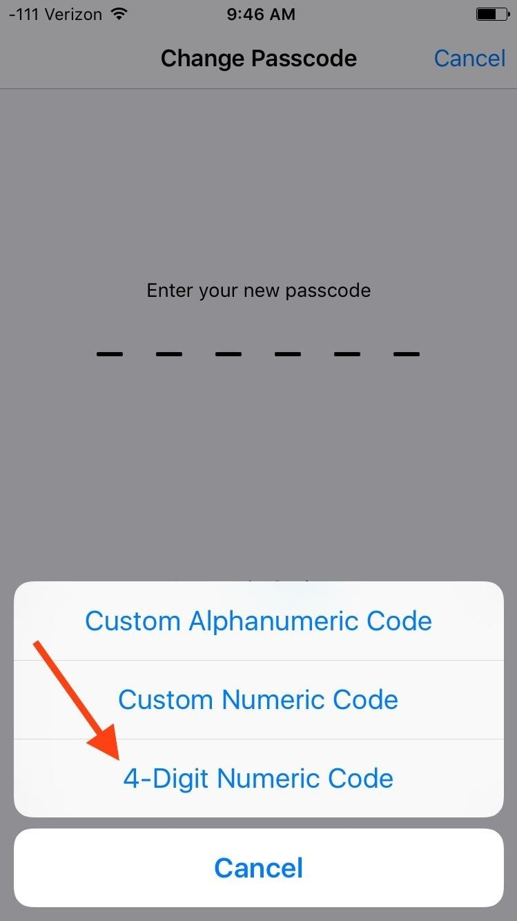 Another Useful Tip Is Disabling Erase Data From Within The Touch Id &  Passcode Preferences Toggling This Off (if Enabled) Will Prevent The  Device From