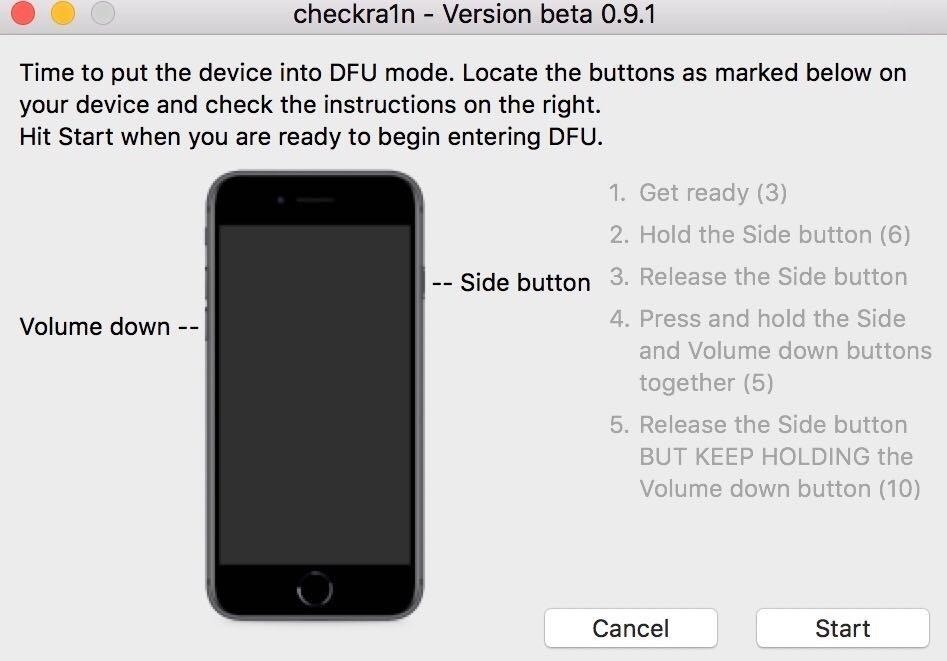 How to Jailbreak iOS 12.3 to iOS 13.3 on Your iPhone Using Checkra1n