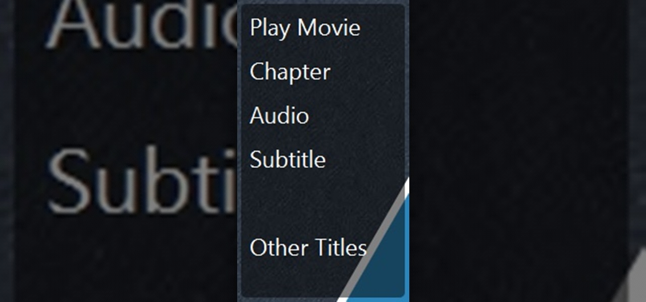 how to play bdmv on vlc