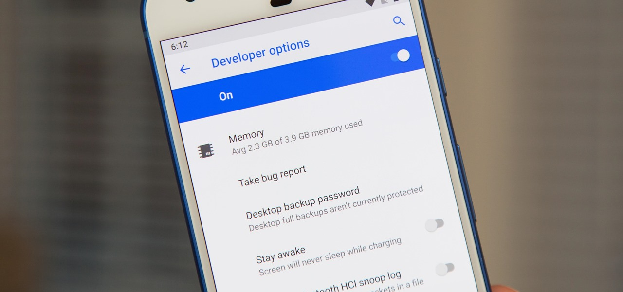 Unlock Developer Options on Your Pixel in Android P