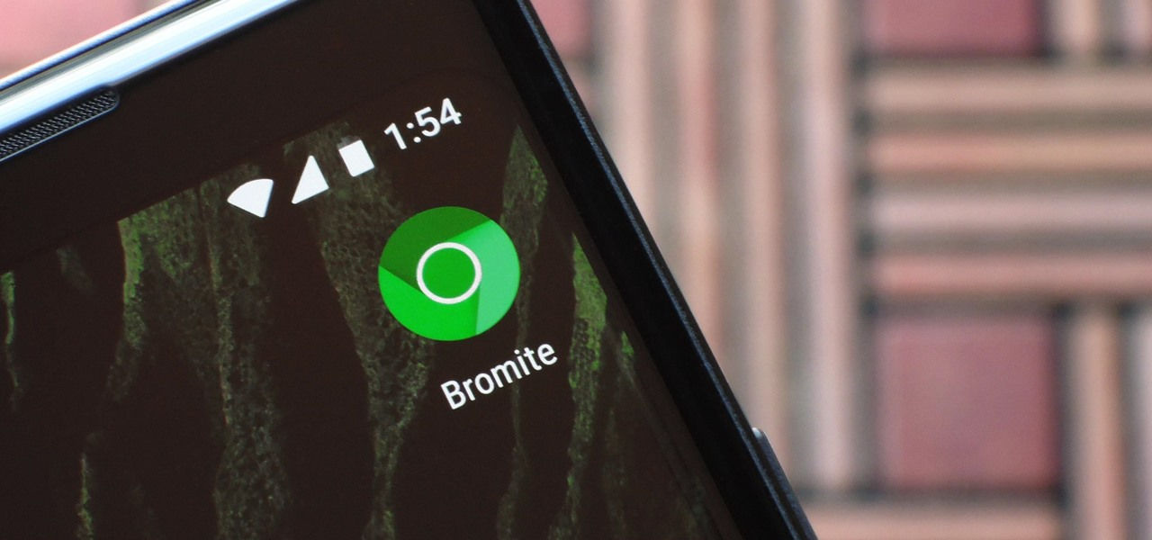 Bromite Is the New NoChromo — Open Source Chrome Port with Ad Blocking