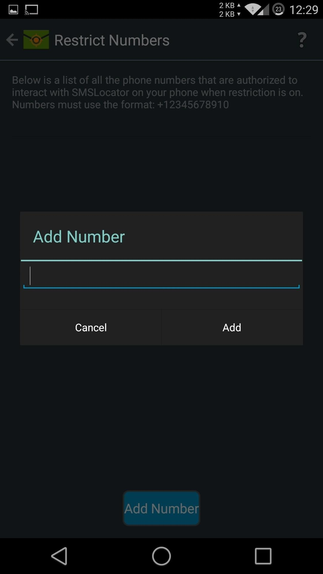 How to Find Your HTC One or Other Android Phone with a Text Message