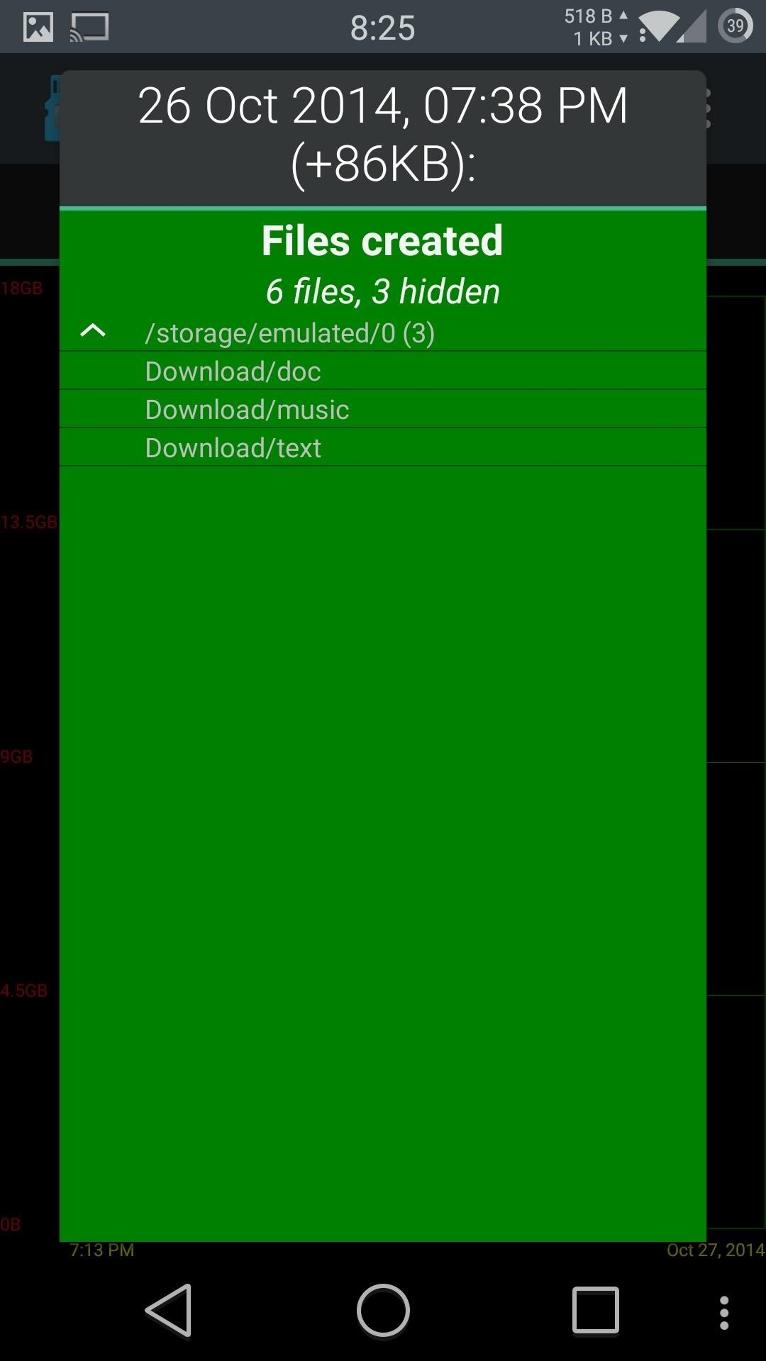 Auto-Scan for Created, Deleted, & Modified Files on Android