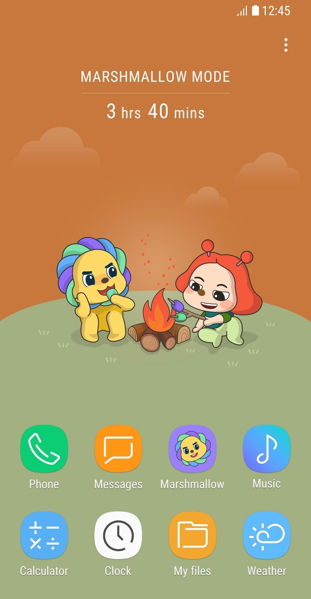 Kids Are Going to Hate Samsung's New 'Marshmallow' App
