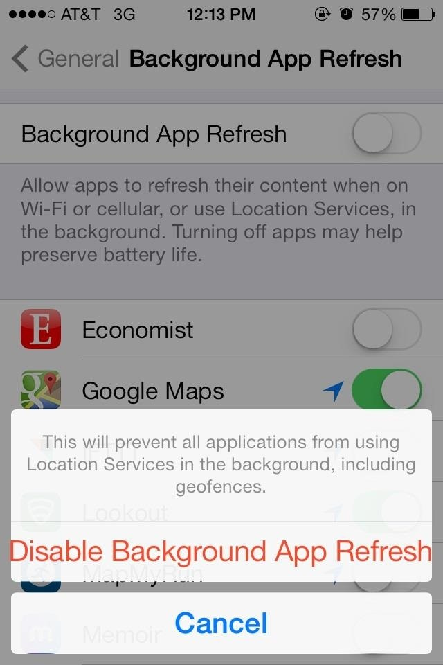 Bring Your iPhone 4 Back Up to Speed with These 6 Easy Tweaks for iOS 7