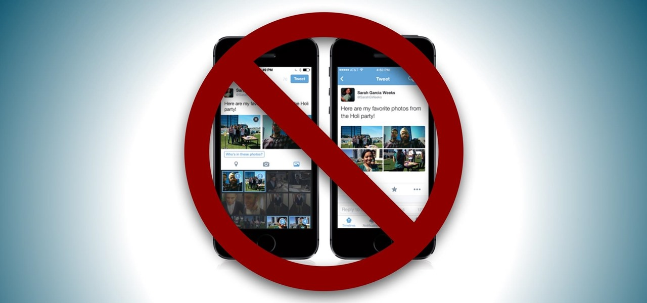 Prevent People from Tagging You in Photos on Twitter
