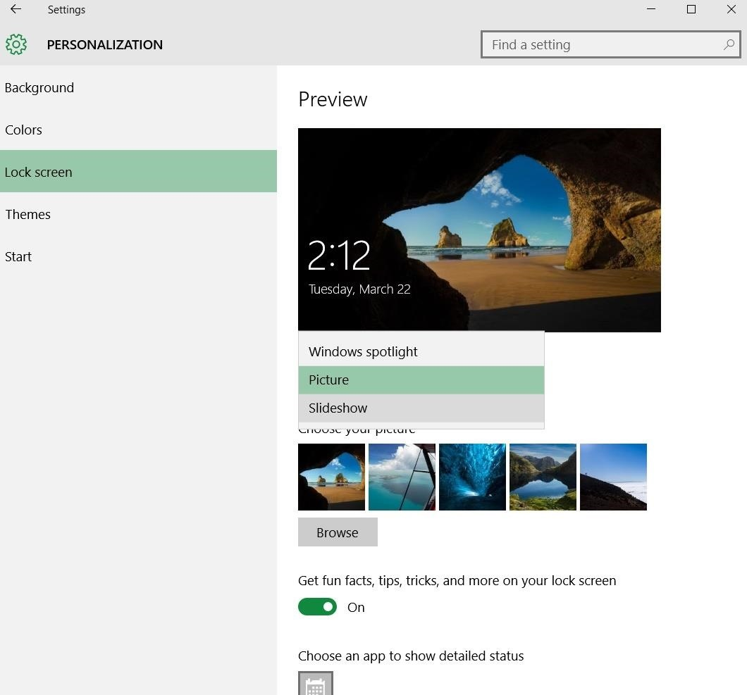 How to Get Rid of Microsoft's Annoying Ads on the Windows 10 Lock Screen