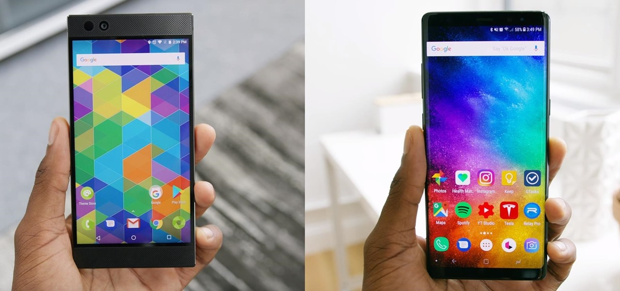 Comparing the Android Phones with the Best Specs