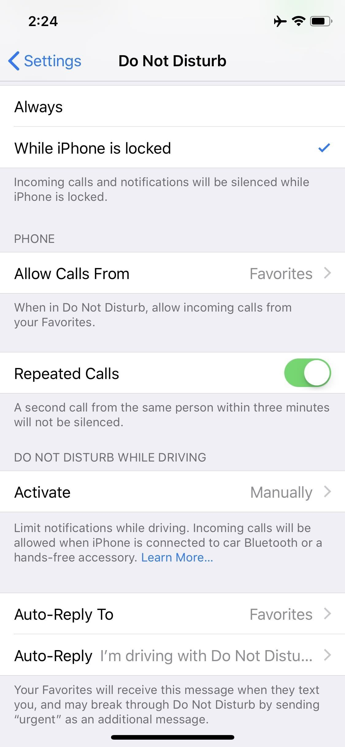 Bedtime Mode: How to Keep Notifications from Distracting You at Night on iOS 12