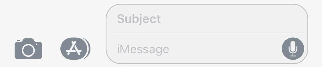Make Texts & iMessages Stand Out on Your iPhone with Bold Subject Lines