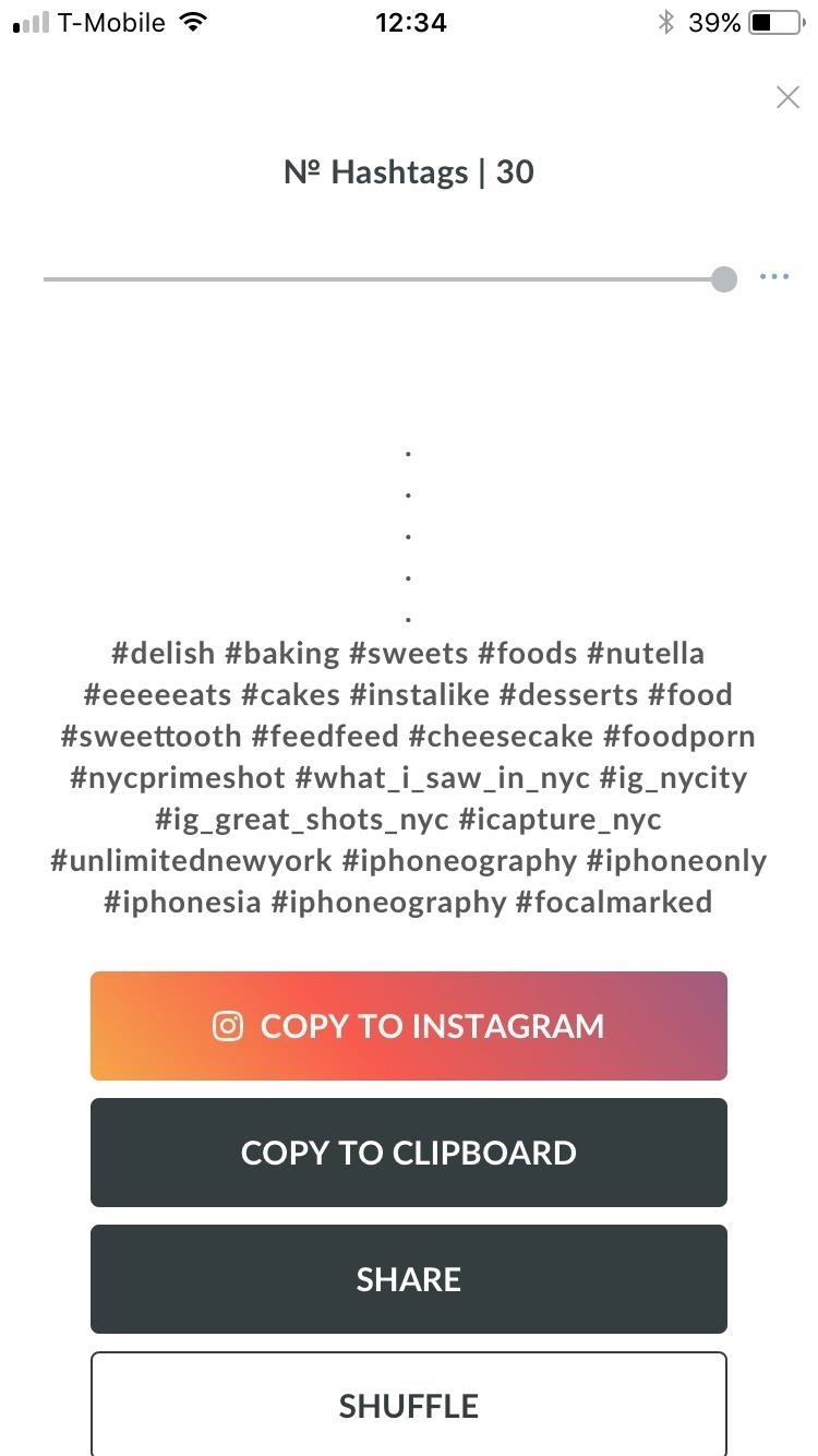 Instagram 101: Take Your Hashtag Game to the Next Level with Focalmark