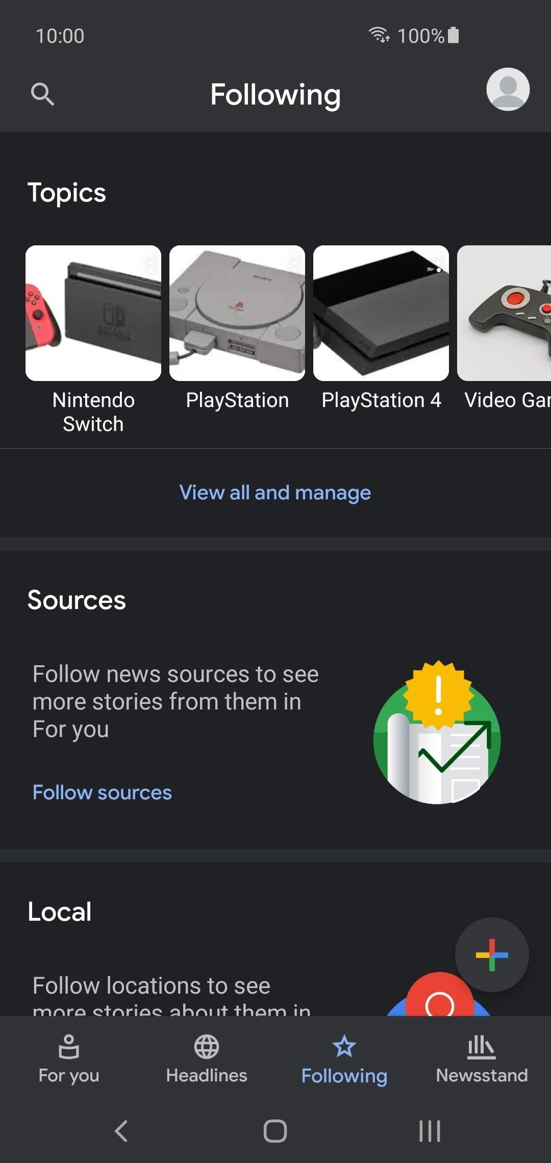How to Make a Button That Opens Your Favorite Google News Topic in 1 Tap