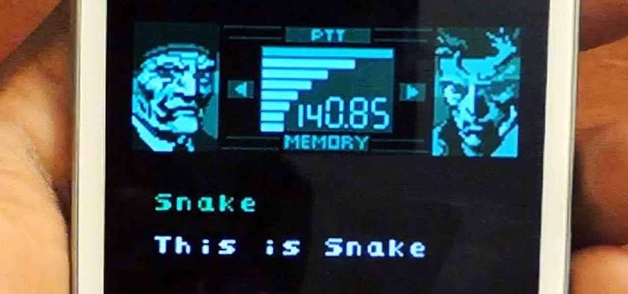 Play Metal Gear Solid & Other Game Boy Color Games on Your Samsung Galaxy S3