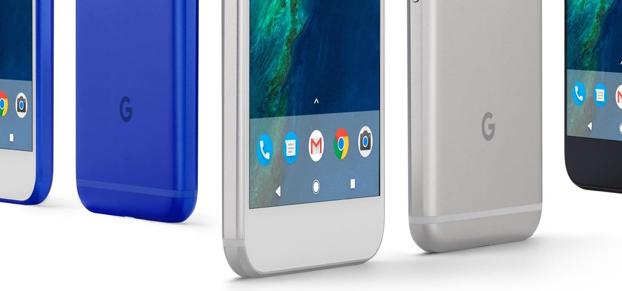 The Pixel Exemplifies Google's New Hardware Philosophy—To Do It Right, Do It Yourself