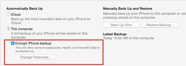 How to Back Up & Restore Your iPad, iPhone, or iPod Touch Using iTunes