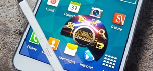 How To Theme Your Galaxy Note 3s Air Command Controller Window
