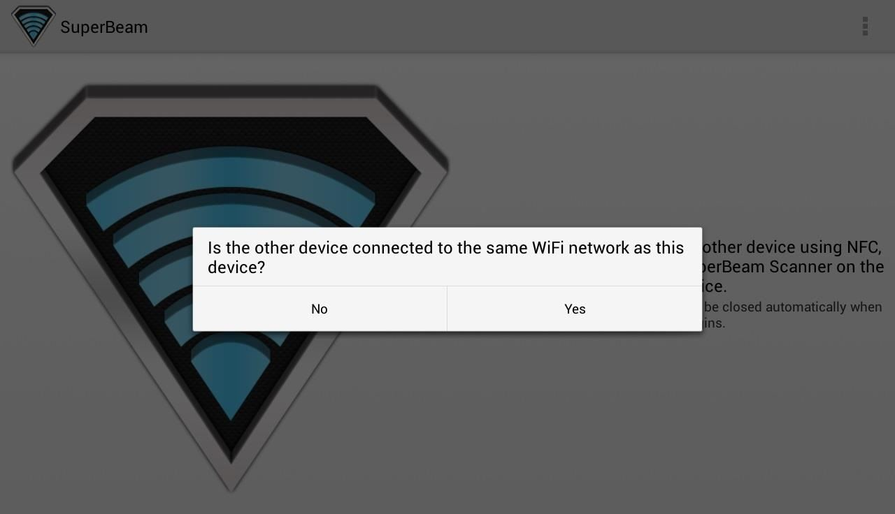 how to send files using wifi direct