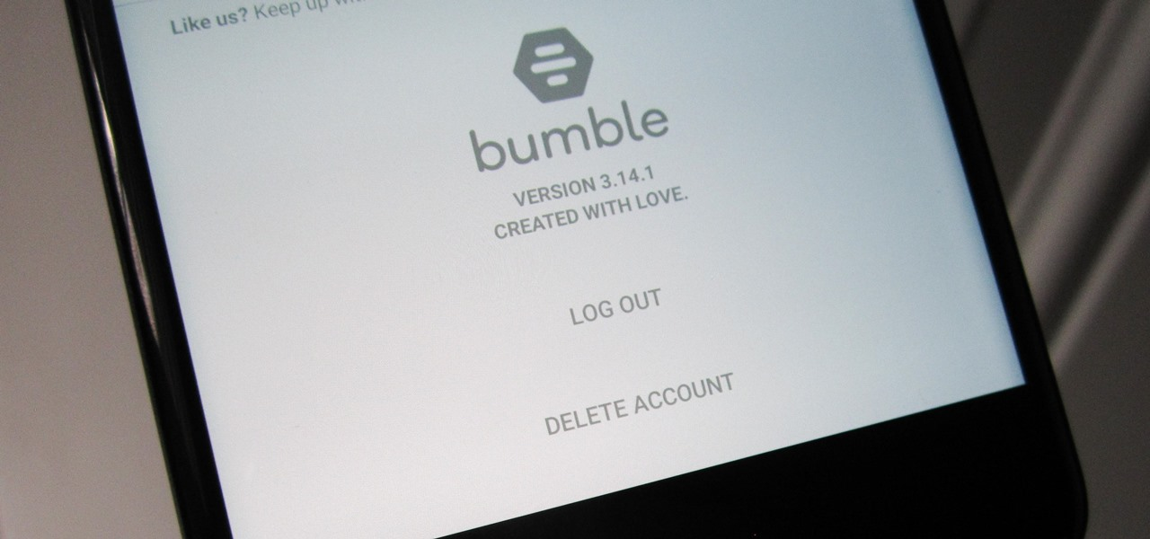 How to Delete Your Bumble Account (Or Snooze It